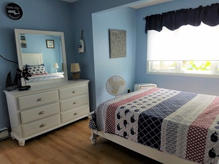 Brewster Cape Cod vacation rental - Lots of natural light in this bedroom