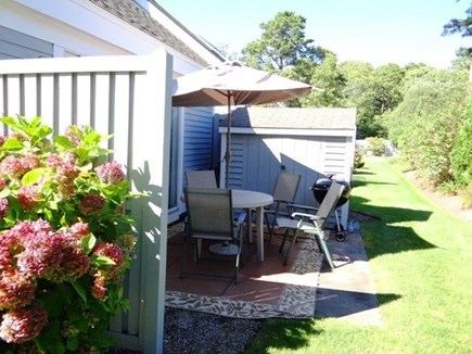 Brewster Cape Cod vacation rental - Great area outside to sit and relax