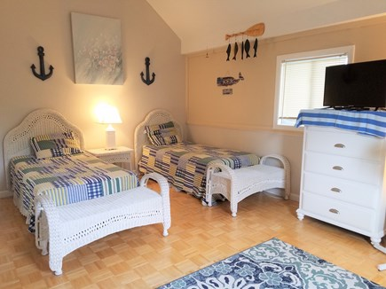Brewster Cape Cod vacation rental - Great bedroom with lots of room