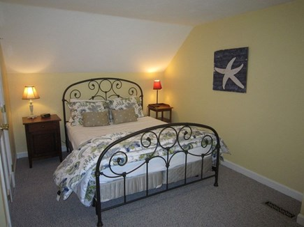 Brewster Cape Cod vacation rental - Spacious bedroom where you are sure to get a good nights sleep
