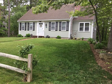 Brewster Cape Cod vacation rental - Great Brewster vacation rental with curb appeal