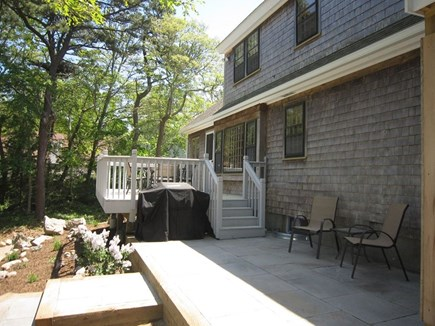 Brewster Cape Cod vacation rental - Great outdoor deck area for relaxing