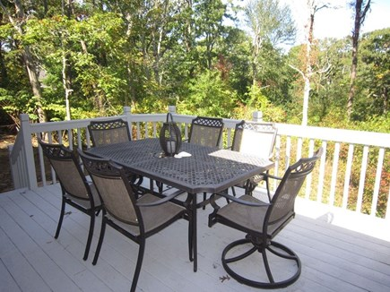 Brewster Cape Cod vacation rental - Pleany of space to dine outdoors if desired