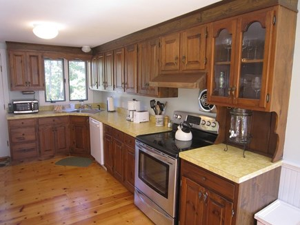 Brewster Cape Cod vacation rental - Great kitchen for those wishing to whip up a family meal