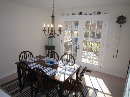 Brewster Cape Cod vacation rental - Great spot for a family breakfast