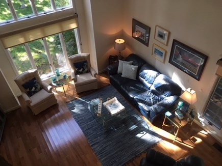 Brewster Cape Cod vacation rental - Spacious family sized living room