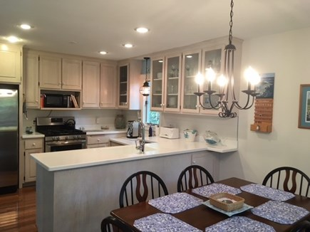 Brewster Cape Cod vacation rental - Great dining and kitchen space