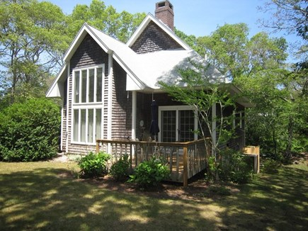 Brewster Cape Cod vacation rental - Nice deck to relax on after a day at the beach