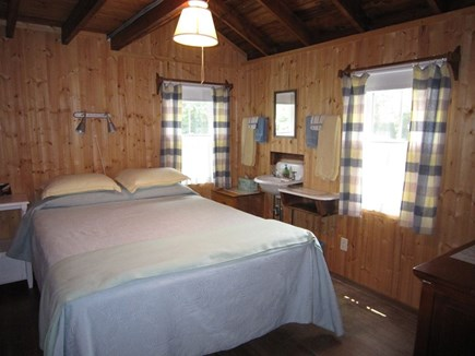 Brewster Cape Cod vacation rental - Bedroom with lots of natural light