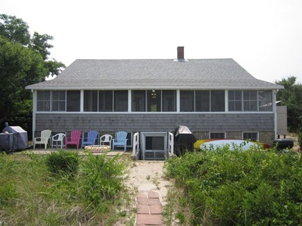 Brewster Cape Cod vacation rental - Walk to the beach from your back yard