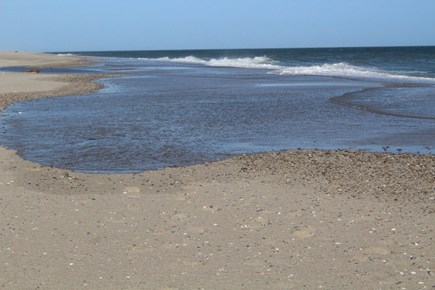 Orleans Cape Cod vacation rental - Beautiful beach