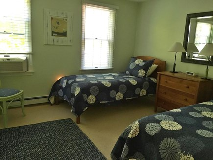 Orleans Cape Cod vacation rental - First floor twin bedroom