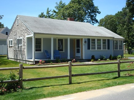 West Harwich Cape Cod vacation rental - Cottage from Pleasant Road, West Harwich