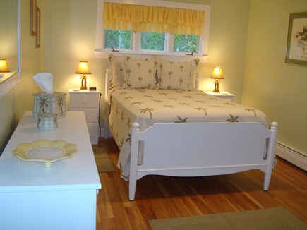 West Harwich Cape Cod vacation rental - Second Bedroom - Full Bed