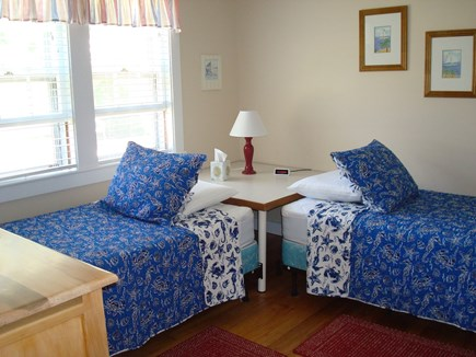 West Harwich Cape Cod vacation rental - Third Bedroom - two twin beds