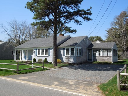 West Harwich Cape Cod vacation rental - View from Pleasant Road