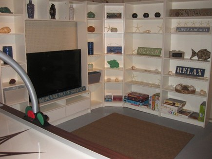 Harwich Cape Cod vacation rental - Game Room