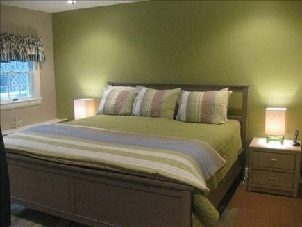 Harwich Cape Cod vacation rental - King Bedroom #2 with en Suite Bath