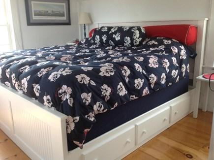 New Seabury, Mashpee New Seabury vacation rental - Master King bed with paddle fan