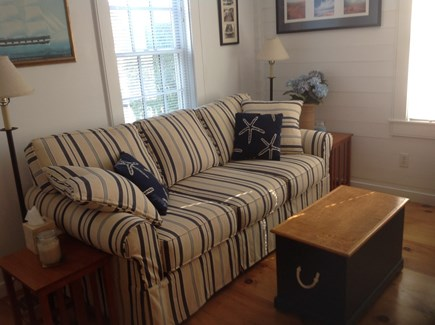 New Seabury, Mashpee New Seabury vacation rental - Living room with 40 inch tv