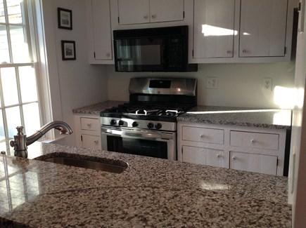 New Seabury, Mashpee New Seabury vacation rental - Kitchen with new stainless and granite