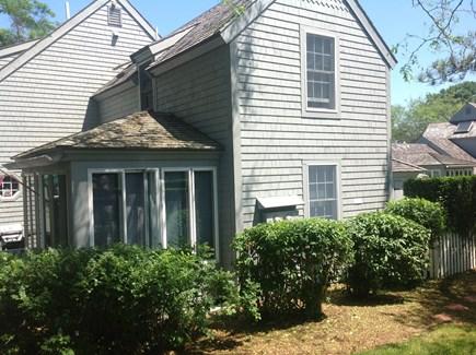 New Seabury, Mashpee New Seabury vacation rental - Porch and yard