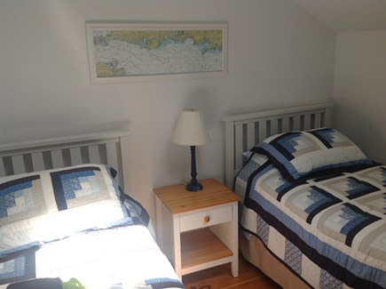 New Seabury, Mashpee New Seabury vacation rental - Kids room 2 twins