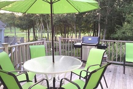 New Seabury, Mashpee New Seabury vacation rental - Deck