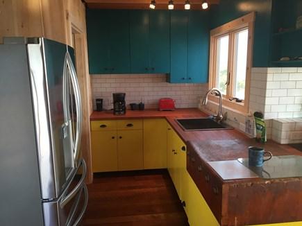 Wellfleet Cape Cod vacation rental - Prep. sink in 2-sink kitchen.