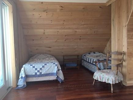 Wellfleet Cape Cod vacation rental - Twin beds in office bedroom.
