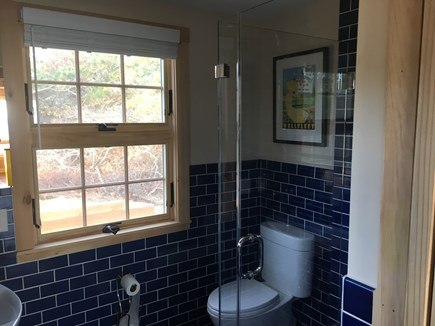 Wellfleet Cape Cod vacation rental - 1st floor bathroom (just off kitchen).