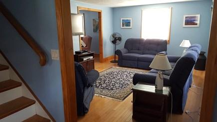 Mashpee, Popponesset Cape Cod vacation rental - Front entrance/ Living Room