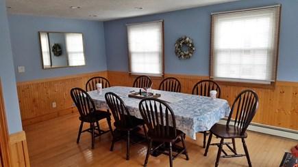 Mashpee, Popponesset Cape Cod vacation rental - Dining area