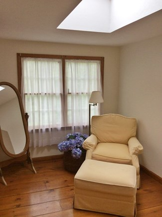 Northside Village of Dennis Cape Cod vacation rental - Sitting area in second bedroom with queen bed