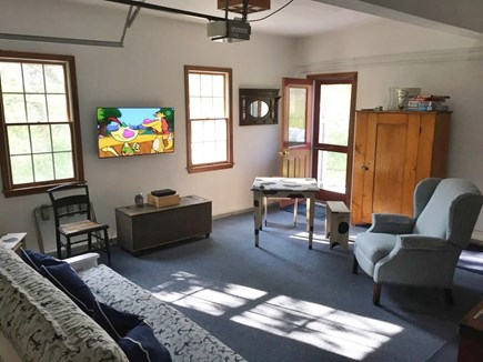 Northside Village of Dennis Cape Cod vacation rental - Family room with flat screen TV