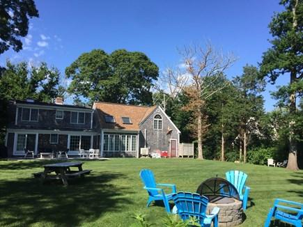 Northside Village of Dennis Cape Cod vacation rental - Spacious Back Yard