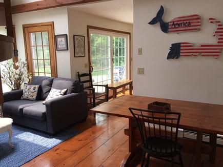 Northside Village of Dennis Cape Cod vacation rental - Charming living area