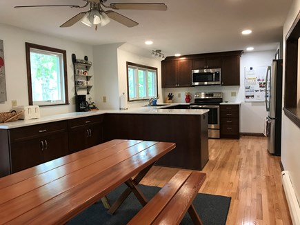 Harwich Cape Cod vacation rental - Newly renovated eat-in kitchen