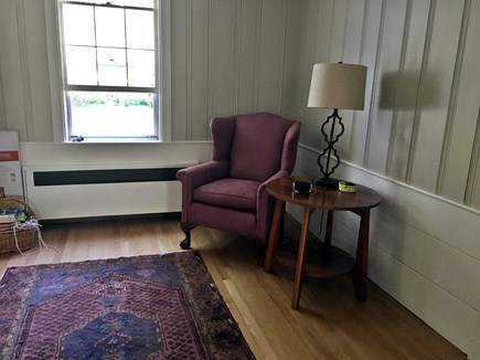 Falmouth Cape Cod vacation rental - Reading room