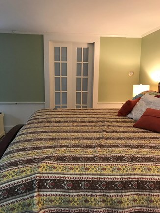 Falmouth Cape Cod vacation rental - 1st floor master bedroom