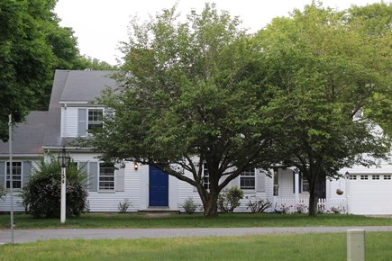 Falmouth Cape Cod vacation rental - Front of house - large private yard