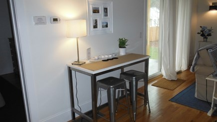 Dennis Cape Cod vacation rental - Work/charging stations at first and second floors.