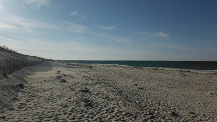 Dennis Cape Cod vacation rental - Mayflower Beach. Few minutes walk from house.