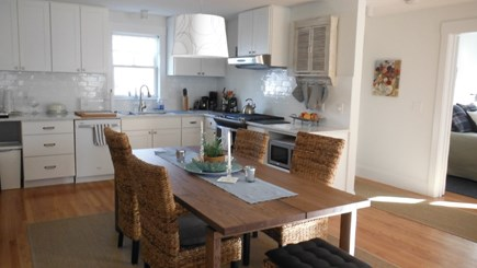 Dennis Cape Cod vacation rental - First Floor Living/Dining/Kitchen