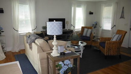 Dennis Cape Cod vacation rental - First Floor Living Room