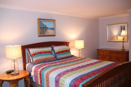 Orleans Cape Cod vacation rental - Other view of master bedroom