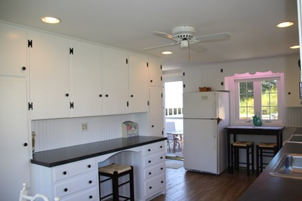 Orleans Cape Cod vacation rental - Kitchen desk and entrance