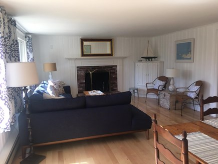 Orleans Cape Cod vacation rental - Comfortable living room