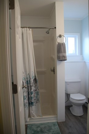 Orleans Cape Cod vacation rental - Lovely brand new bathroom.