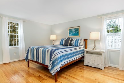 Orleans Cape Cod vacation rental - Master bedroom with queen bed.